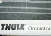 Thule Omnistor 2000.  3 met awning. pull out